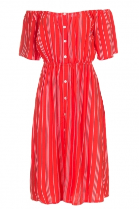 BEACHGOLD |  Dress Vanessa | red