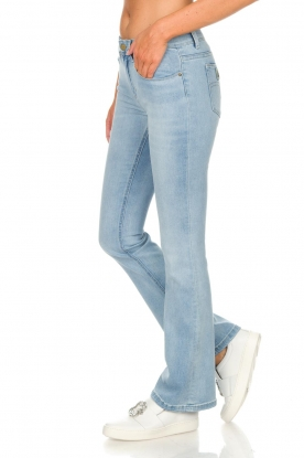 Lois Jeans   Flared jeans Melrose L32   blauw