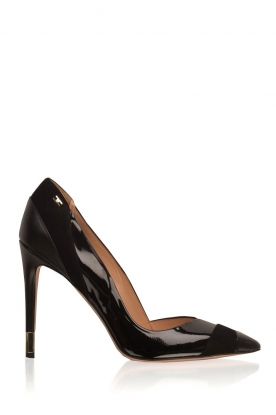 ELISABETTA FRANCHI |  Leather pumps Saph | black