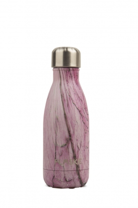 Flaske |  Insulated bottle Marble Rose hot/cold 260 ml | pink
