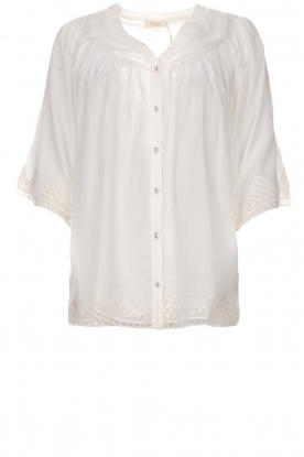 Rabens Saloner | Blouse Elicia | wit