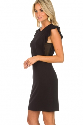 Kocca | Jurk Jazz | zwart: Dress Jazz | black
