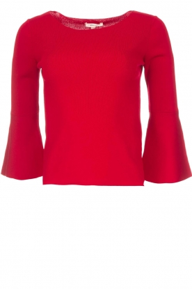 Kocca |  Top Elvia | red
