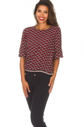 Kocca | Top Harpes | rood