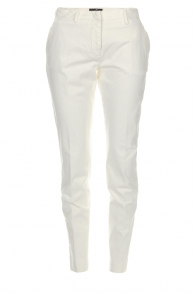 MASONS | Chino broek New York | wit