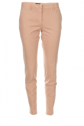 MASONS |  Chino pants New York | light pink
