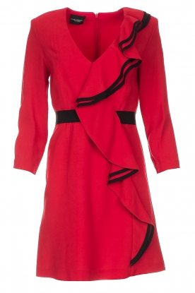Atos Lombardini |  Dress Maribella | red