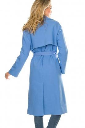 Atos Lombardini   Jas Arianna   blauw