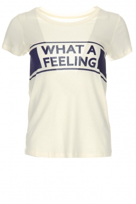 ba&sh | T-shirt What  A Feeling | wit