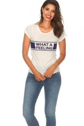 ba&sh   T-shirt What  A Feeling   wit