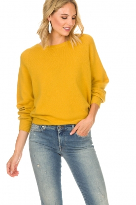 Set |  Sweater Evy | yellow