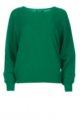 Set |  Sweater Evy | green