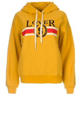 Set |  Hoodie Lover | yellow