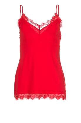 Set | Top Chenna | rood