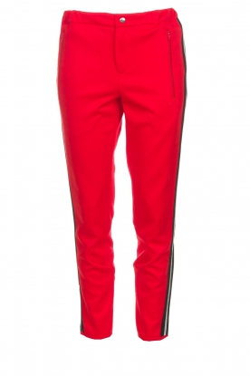 Set |  Pants Bryn | red