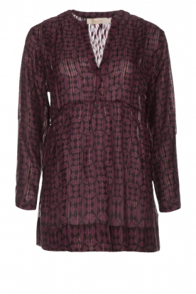 Rabens Saloner |  Top Ella | bordeaux