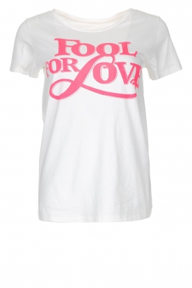 Lolly's Laundry | T-shirt Romee | wit