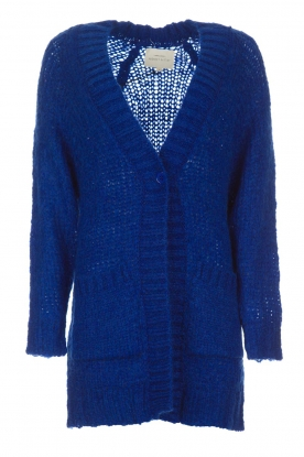 Lolly's Laundry |  Cardigan Carry | blue