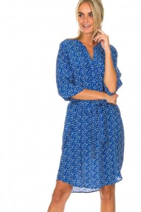 Lolly's Laundry | Jurk Jade | blauw
