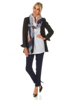 Dante 6 |  Trousers Sigourney | blue