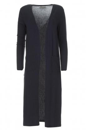 BLAUMAX | Vest Louisa | blauw