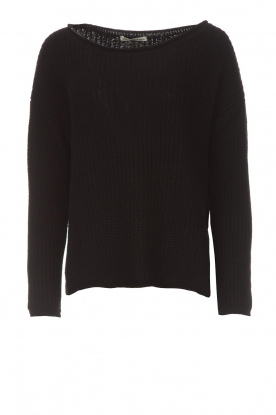 BLAUMAX |  Sweater Nina | black