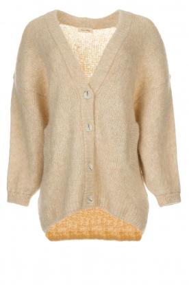 American Vintage | Vest Zapitown | beige