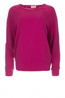 American Vintage | Sweatshirt Toubobeach | roze
