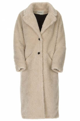 ba&sh |  Teddy coat Johnny | natural