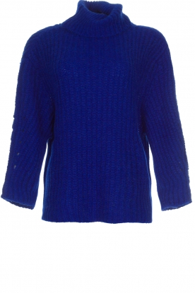 ba&sh |  Turtle neck sweater Emera | blue