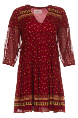 ba&sh |  Tunic dress Bailey | red