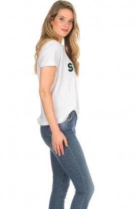 Zoe Karssen | Top Lead Sister | wit