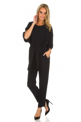 IRO | Jumpsuit Appreciate | zwart