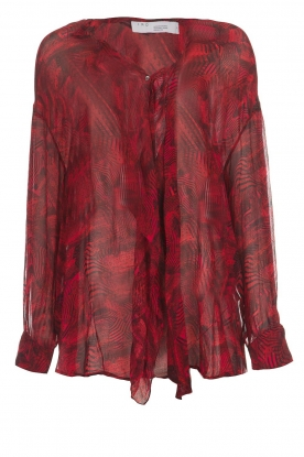 IRO |  Blouse Reason | red