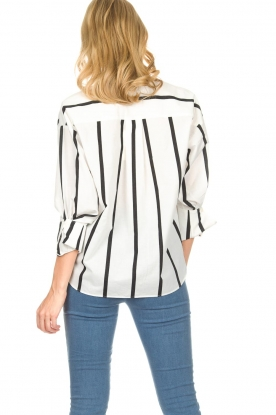 By Malene Birger | Top Bobinoh | wit