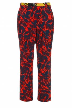 By Malene Birger |  Pants Pleiasa | red