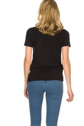 By Malene Birger | T-shirt Ottova | zwart