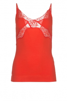 By Malene Birger | Top Newasikio | rood
