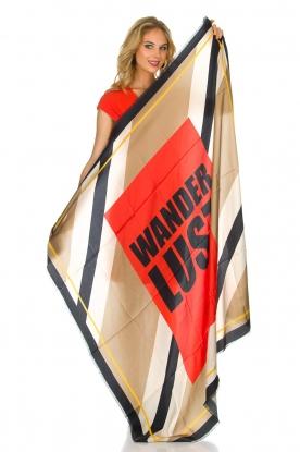 By Malene Birger | 100% zijden sjaal Doman | print