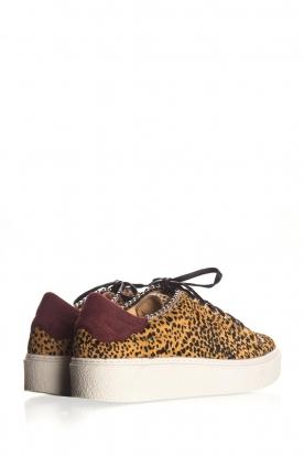 SVNTY   Leren sneakers Praia   print