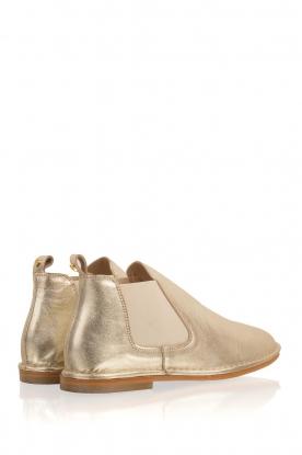 Maluo | Schoenen Cato low | gold