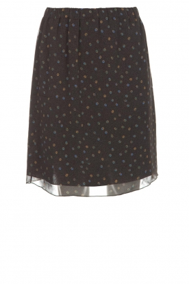 Knit-ted |  Skirt Aimee | black