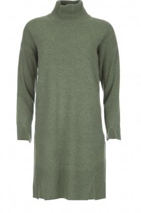 Knit-ted | Tuniekjurk Taylor | groen