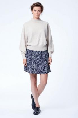 Knit-ted | Trui Tooske | beige
