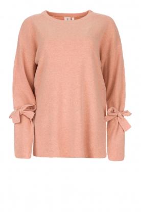 Knit-ted | Trui Tineke | roze