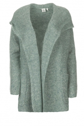 Knit-ted |  Cardigan Tori | green