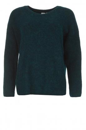 Knit-ted | Trui Tatum | groen