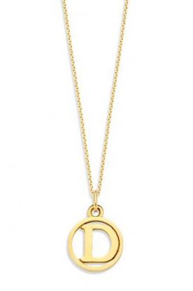 14k gouden ketting Charm 39-41 cm  goud