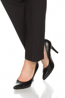 Noe |  Leather pumps Nicole | black