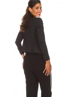 Patrizia Pepe | Klassieke blazer Floriana | zwart